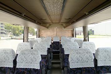 小型バス(ハイデッキタイプ)